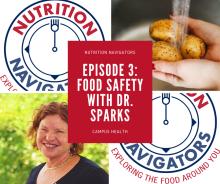 Nutrition Navigators Episode 3 with Dr Sparks